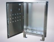 Vertical Control Box